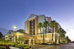 Hyatt Place Orlando Convention Center - Hotels.com – 6 nätter, 8 255:-, gratis Wi-FI på rummen, parkering samt frukost.
