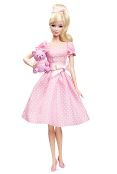 it 39 s a girl barbie doll barbie baby shower gifts barbie collector