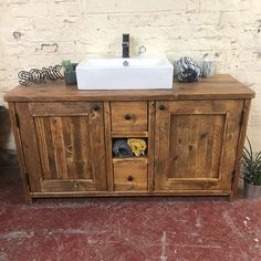 This Edinburgh XL vanity washstand is complete and heading south this weekend