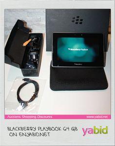 #BlackBerry #PlayBook 64 GB on en.yabid.net