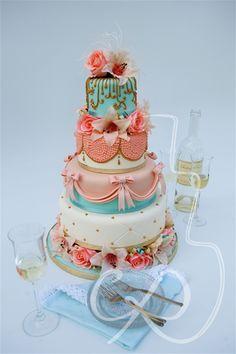 Torta Maria Antonietta by Camilla Rossi Cakes