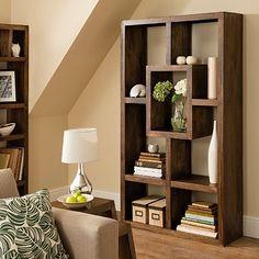 Kochi mango hardwood display unit was now ASDA Direct Home Decor Furniture, Living Room Furniture, Diy Home Decor, Furniture Design, Diy Bookshelf Design, Wall Shelves Design, Living Room Storage, Home Living Room, Minimalist Home Furniture