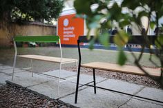 IWASAKI DESIGN STUDIO » Bridge outdoor collection