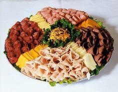 Divine Cuisine - meat platters