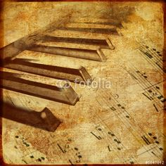 old piano - musical background - Buy this stock illustration and explore similar illustrations at Adobe Stock Classical Period, Classical Music, Background For Photography, Photography Backdrops, Piano Musical, Old Pianos, Modern Canvas Art, Music Wallpaper, Vintage Sheets