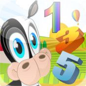 NxtApp 4 Kids - NxtApp 4 Kids ($2.99 → Free, 8.8 MB): An educational game that will help your child practice basic math. Each of the five stages requires your child to complete sequences as quickly as possible by applying different math skills. If they correctly complete a sequence they will receive a dancing gold star.