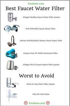 55 best faucet water filter ideas