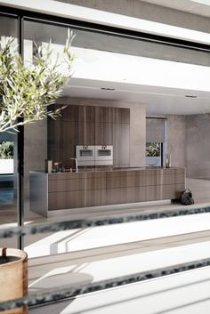 SieMatic PURE / SE 4004 H: SieMatic Quality Workmanship U2013 Minimalist Design  Demands Maximum Precision
