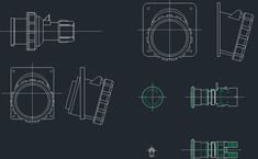 98 Best CAD images in 2019   Cad blocks, Autocad, Piping