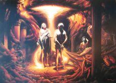 """The Pillar of Fire"" by Steven L. Neal"