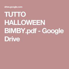 TUTTO HALLOWEEN BIMBY.pdf - Google Drive