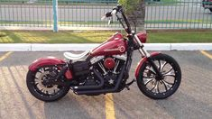 Fxdb in red