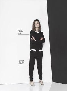 #pikowane spodnie dresowe