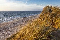 Kampen, am roten Kliff, Nordsee, Meer, Strand, Sylt, Merian Fototapete, Fotograf: W. Schmitz