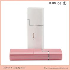 Sunray handheld mini facial steamer nano spray water repellent #Living Water, #Cleanses