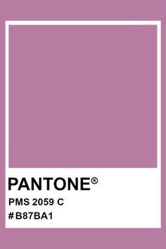 PANTONE 2059 C #pantone #color #PMS #hex Pantone Colour Palettes, Pantone Color, Pantone Matching System, Material Board, Pms Colour, Purple Aesthetic, Cool Tones, Color Swatches, Color Pallets