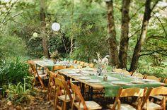 Handmade Backyard Australian Wedding: Harriet + Mat