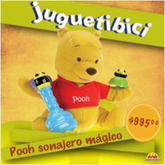 Winnie Pooh Sonajero