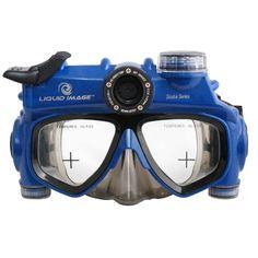 Underwater camera mask