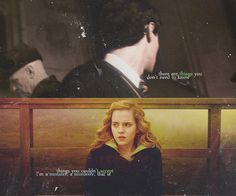 Tom Riddle and Hermione Granger #1/4