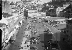 Lisboa - Rua da Palma e Martim Moniz