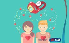 Al cuore non si comanda! Con Hands-Free Tinder sarà lo smartwatch a decidere quale potrebbe essere la vostra anima gemella monitorando il battito cardiaco http://tim.social/app_batticuore
