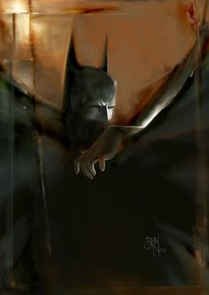 Batman by Benny Kusnoto.
