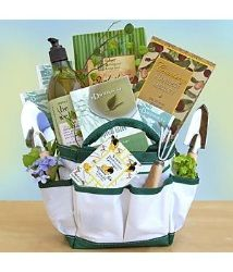 Great Mothers Day gift idea for the gardening Mama!! Gardener's Delight Gift Basket  $59.99