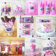 Rock Star : Parties and Patterns, Fun ideas grow here!