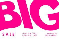Oilily BIG SALE! -- Alkmaar -- 14/06-16/06 Company Logo, Letters, Big, Letter, Lettering, Calligraphy
