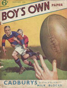 Boy's Own Paper 1919