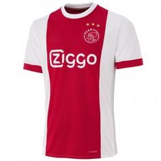 2017 Cheap Jersey Ajax Home Replica Football Shirt [AFC242]