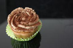 Sunflower - w wolnej chwili...: Makowe muffiny z kawowym kremem