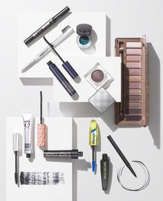 GLAMOUR Beauty Power List Eyes shot with Dennis Pederson