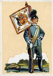 2nd Grand Ducal Mecklenburgian Dragoon Regiment No. 18