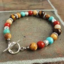 תוצאת תמונה עבור beaded bracelets mens