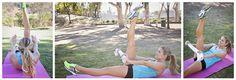 SFG Diary - Towel Workout - Fitness - Split