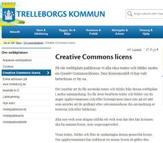 Trelleborgs Creative Commons licens: http://www.trelleborg.se/sv/om-webbplatsen/creative-commons-licens/