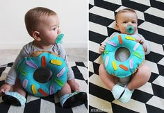 Halloween is coming and you can't wait to dress your little pumpkin in the most adorable trick-or-treat attire. Only snag is — you're tired. And honestly, you can't imagine wrangling your wee infant into a scratchy, store-bought costume. Luckily, we've rounded up the most ah-mazing DIY baby costumes, all of which center around something you have dozens of lying around your home. You guessed it,...