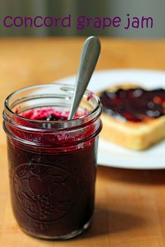 Is there a food that you were deprived of as a child and now, as mistress of your owngrocery list,you can't get enough of? Well, I guess I reallyhave a few of them, but one is certainlygrape j...