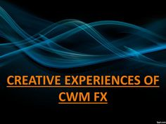 Creative experiences of cwm fx updates  CWM FX is a foreign exchange trading company located formerly at the Heron Tower at 110 Bishops gate. The tower is known otherwise as Salesforce Tower. CWM FX is part of the CWM group of firms. The company used formerly the foreign exchange trading 'white label' trading stand of Leverate Financial Services Limited that is an investment firm of Cyprus. The Cyprus Exchange Commission and Securities licenses and regulates this investment company.  The…