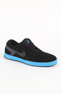 detailed look 27e48 12958 Click Image Above To Purchase  Mens Nike Shoes - Nike Paul Rodriguez 6  Black Shoes