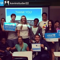 Lynn's Millennium Campus Network interns joined FAU's UNICEF at an organization meeting earlier this week. Join us at the Millennium Campus Conference this upcoming October 10-12! #unicef #changetheworld #mcc2014 #lynning