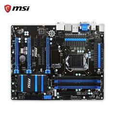 MSI Z87-G55 Original Used Desktop Motherboard Z87 Socket LGA 1150 i3 i5 i7 DDR3 32G SATA3 USB3.0 ATX #Affiliate
