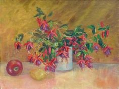 Still Life of Fuchsia, 1960 | Need to Know | One Kings Lane