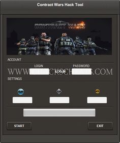 Contract Wars Hack - Using our Contract Wars Hack you will be able to get Credits, SP or GB whenever you need, totally for Free! Use our Contract Wars Online Hack Here: http://contractwars.best-cheatz.com/