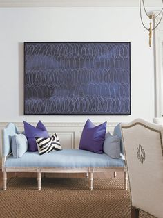 art by Larry Charles, interiors by Eric Cohler