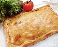 Cooking: Empanada galega de atum