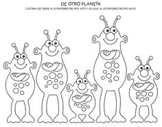 Tic Toc vol Diy And Crafts, Crafts For Kids, The Gruffalo, Space Activities, Space Crafts, After School, Coloring Pages, Preschool, Doodles