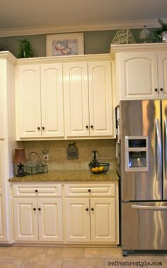 Kitchens on pinterest budget kitchen remodel kitchen for Budget kitchen cabinets ltd